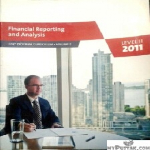 CFA Program Curriculum: Financial Reporting and Analysis