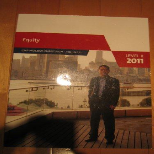 CFA Program Curriculum: Equity